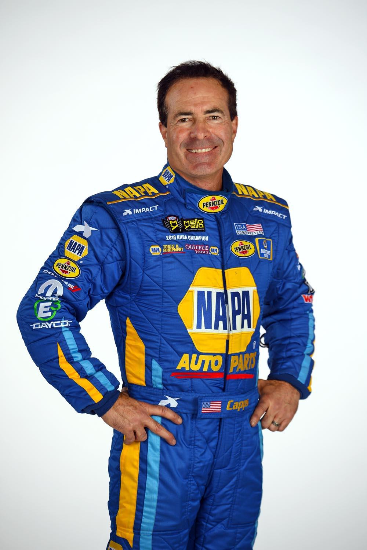 Ron Capps Don Schumacher Racing