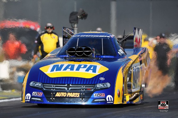 Capps puts NAPA in winner's circle