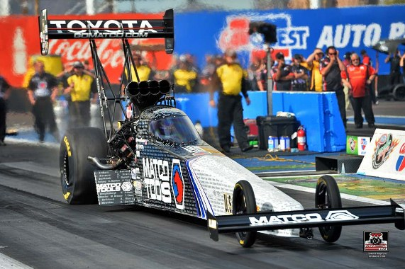 Matco Tools team holds points lead