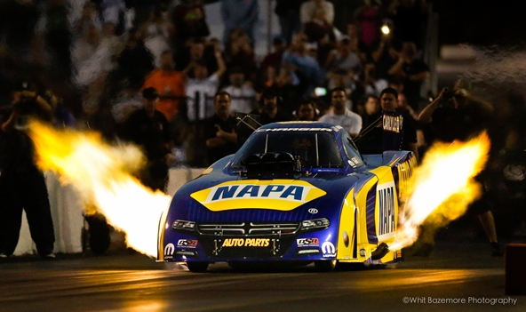 Fifth final for Capps, NAPA
