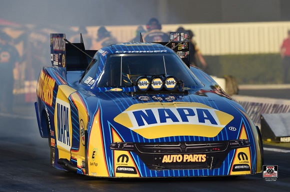 Capps recharged for Western Swing